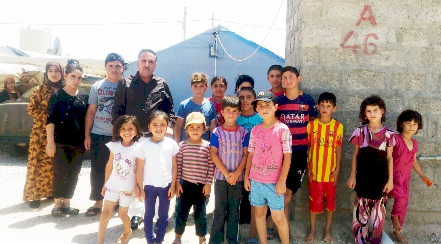 The-RINJ-Foundation-Shekhan-Camp-Refugees