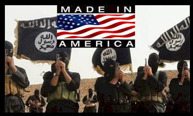 Made In America isis-flag