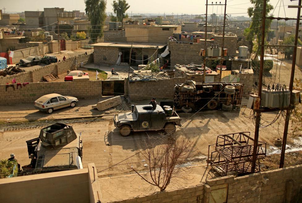 al-Zahraa. Mosul