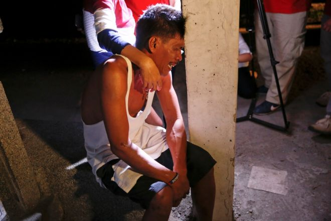 His daughter was murdered by Duterte