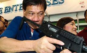 Duterte admits to being a killer