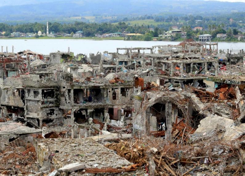 Marawi, Lanao del Sur, Philippines 8.0106°N 124.2977°E