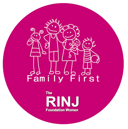 The RINJ Foundation fight for the safety of women and children puts family first