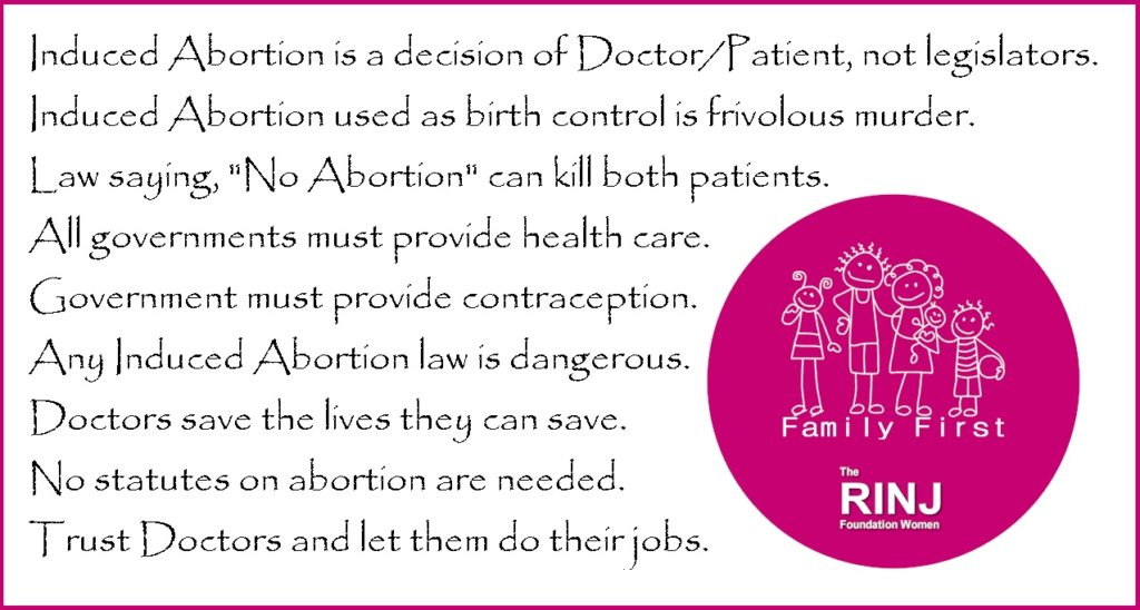 learn about Reproductive Rights, Contraceptives, Abortion & Family Planning