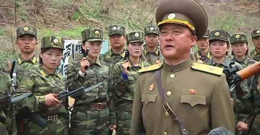 DPRK Special Forces