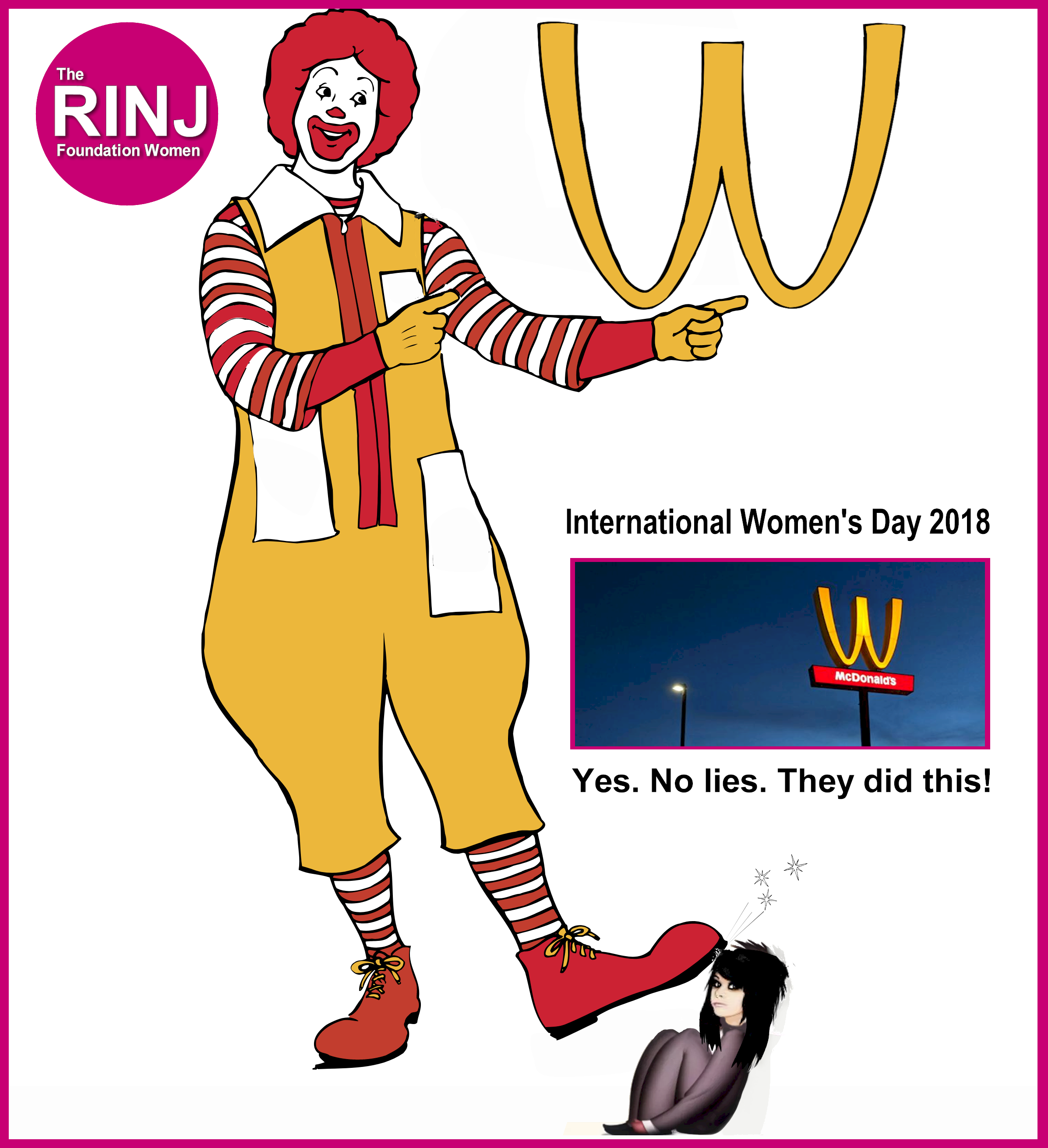 the rinj foundation not everyone gets the point rinj press