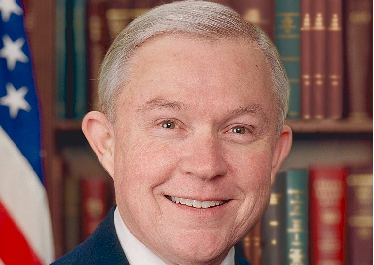 Jeff Sessions - Official US Government Portrait