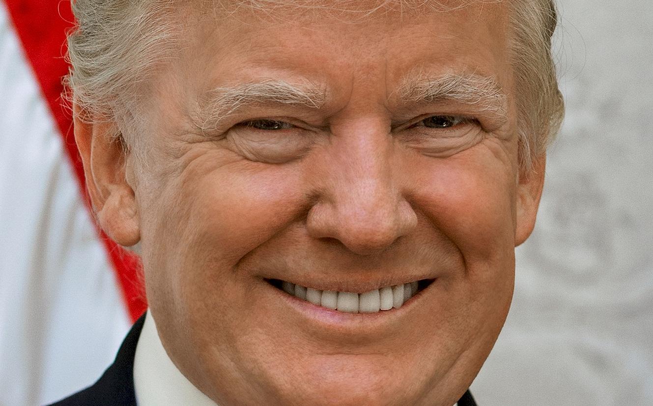 Portrait Trump