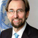 UN High Commissioner Human Rights: Zeid Ra'ad Al-Hussein