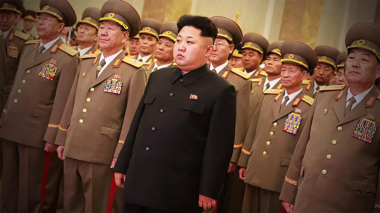 DPRK State Media - Kim Jong-un