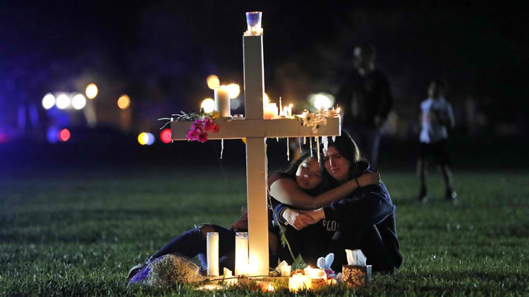 Feb 14 High School Shooting in Florida