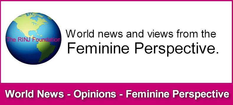 Feminine Perspective Staff
