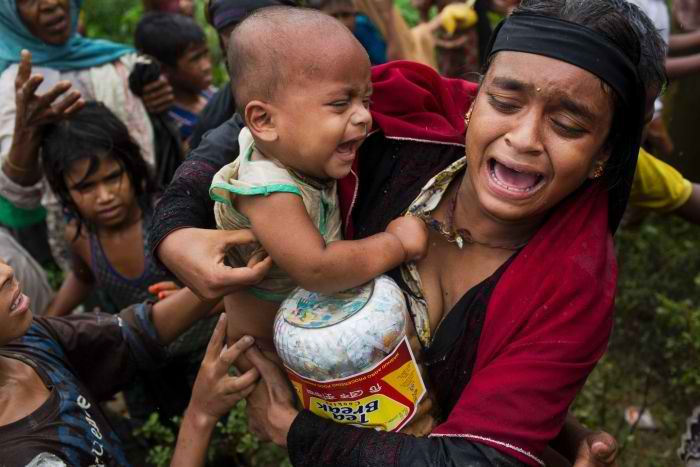 The Survivors of Rohingya Muslim Genocide
