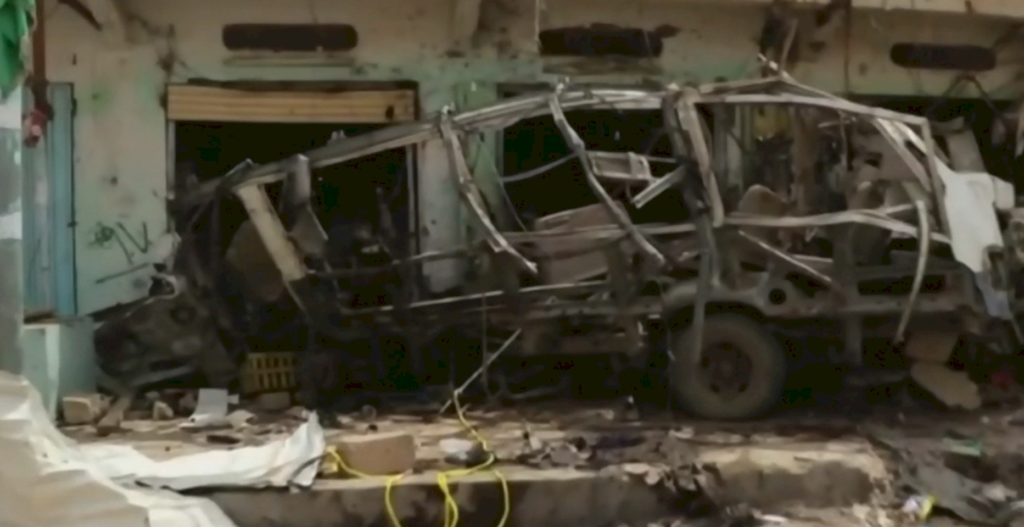 US / Saudi Bombing of School Bus in Yemen