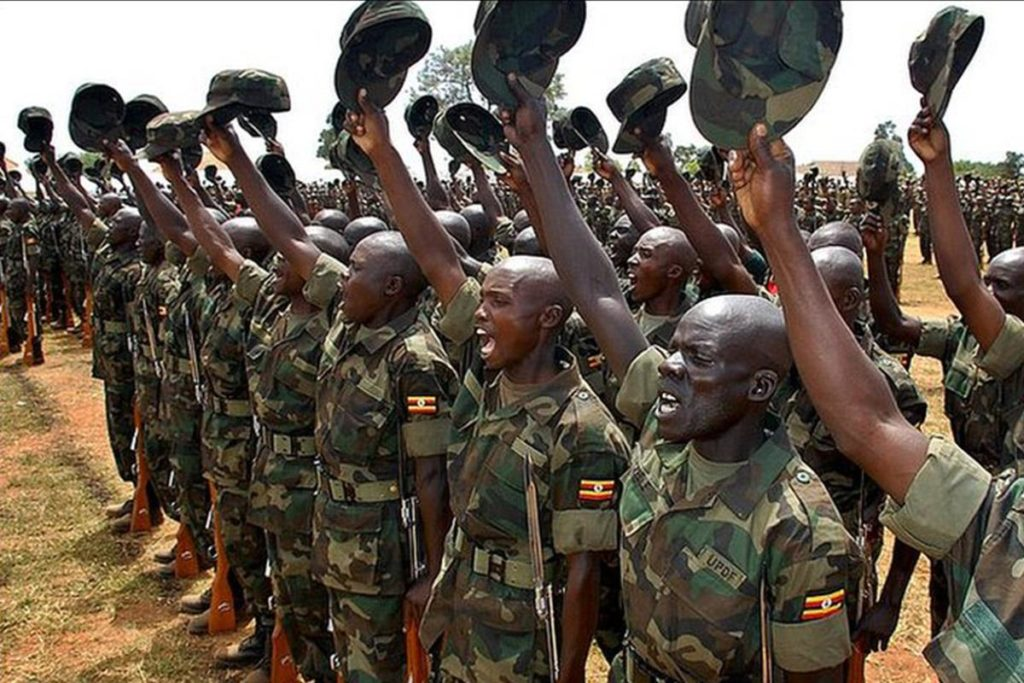 Uganda People's Defence Forces