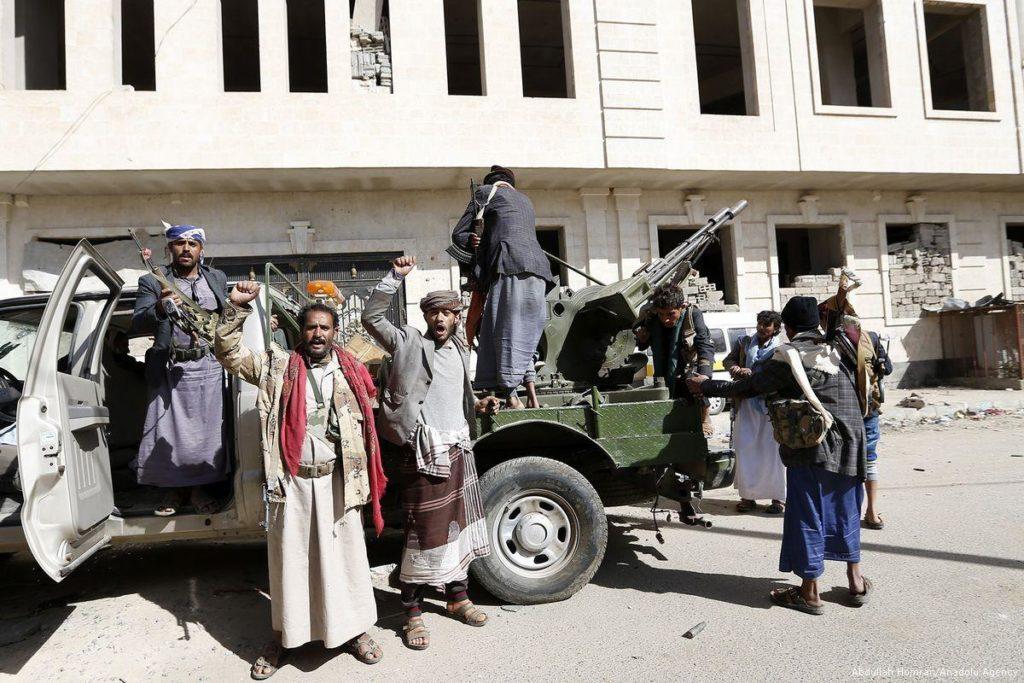 Sanaa, Yemen [Abdullah Homran/Anadolu Agency]