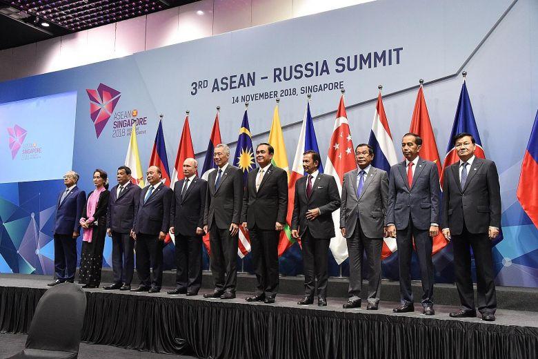 Asean Handout - 14 November 2018