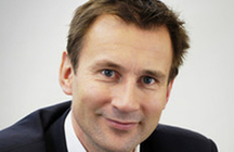 Jeremy Hunt Secretary of State for Foreign and Commonwealth Affairs (Official Photo)