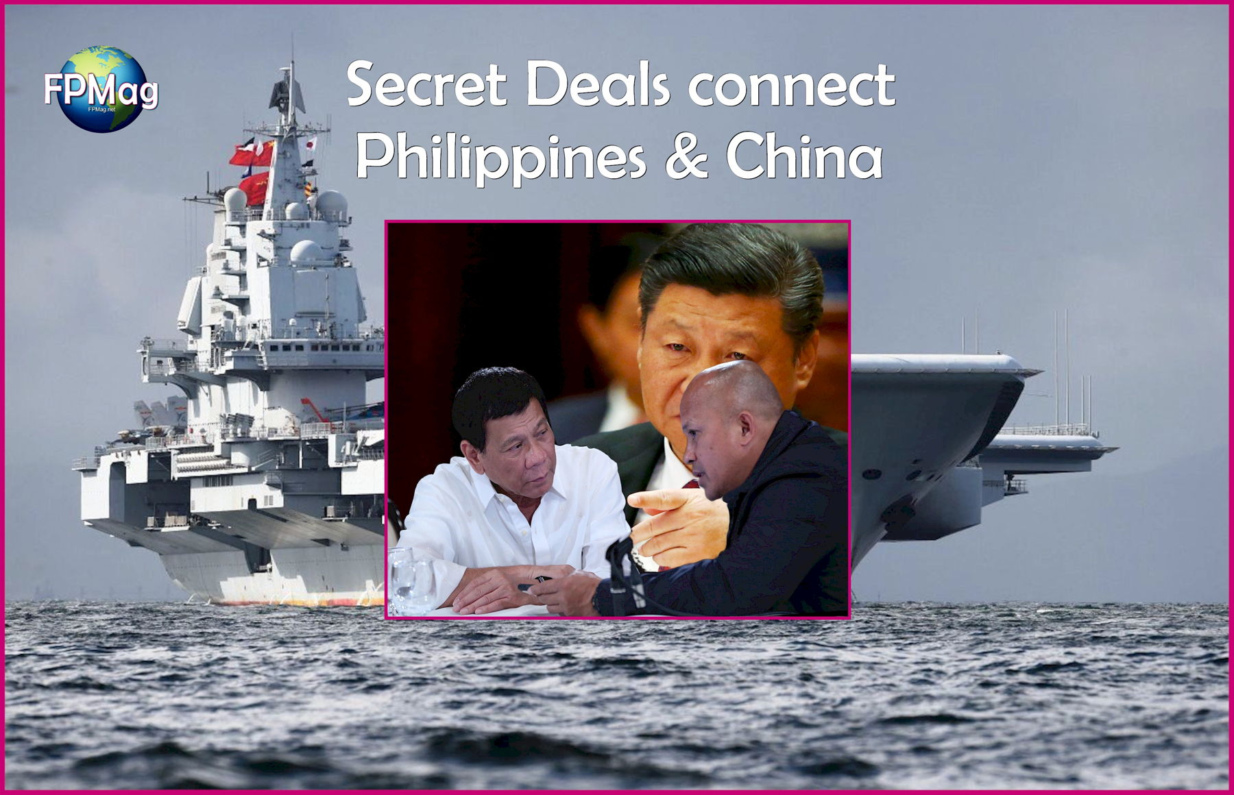 Political Commentary Duterte-Xi Secret Deal