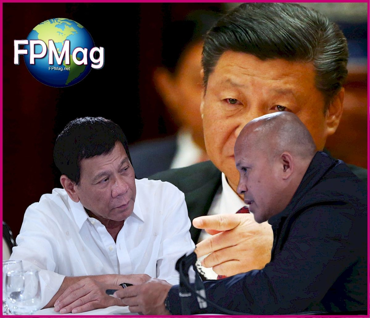 Political Commentary Duterte-Xi Secret Deal-