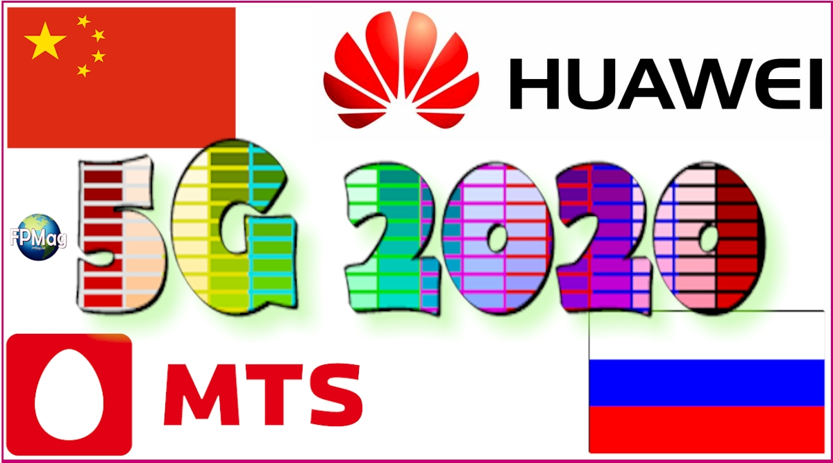 Russia's top mobile carrier MTS and China's Huawei signed an agreement on Wednesday to develop 5G infrastructure in the Russian Federation