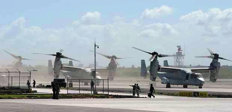 Lumbia Air Base Photo Credit:DND