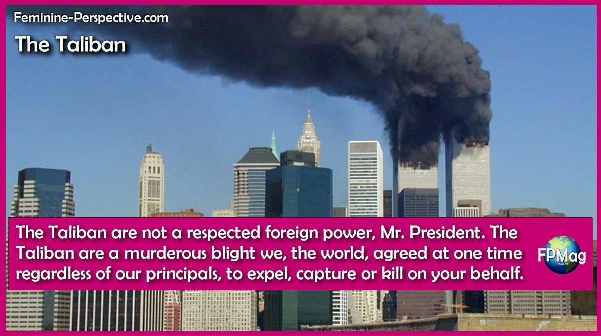 The World Trade Center - 11 September 2001