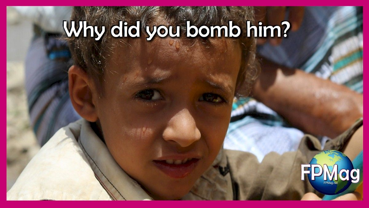 Why did you bomb him?