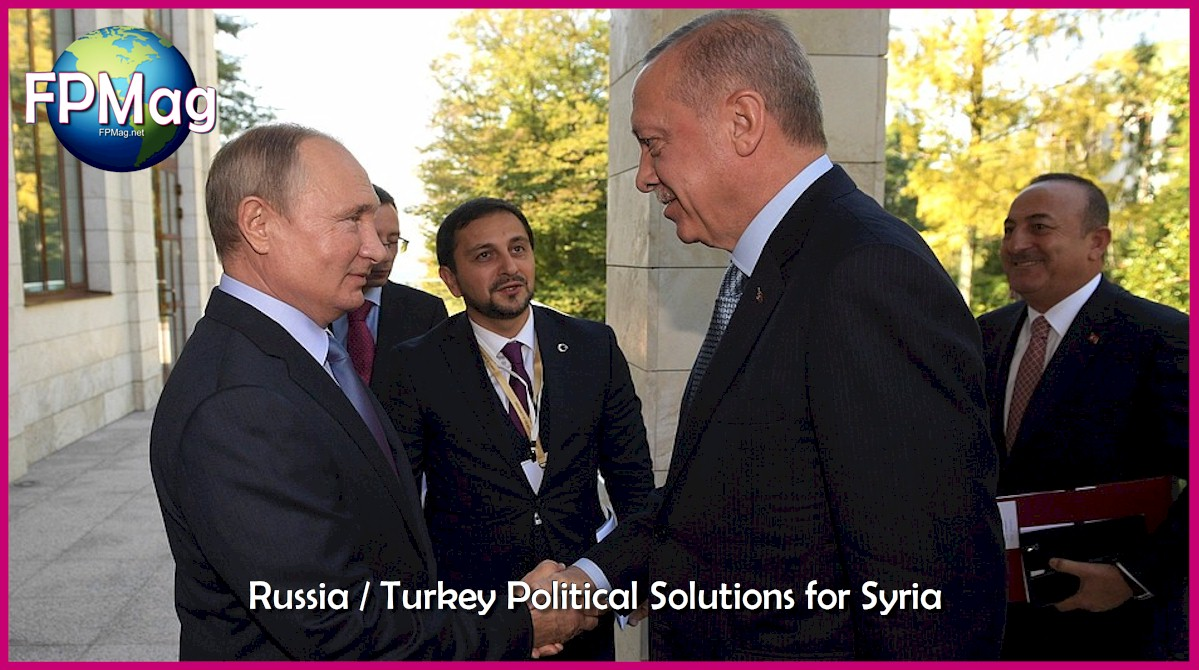 Memorandum of Understanding reached Between Turkey and the Russian Federation 22 October 2019