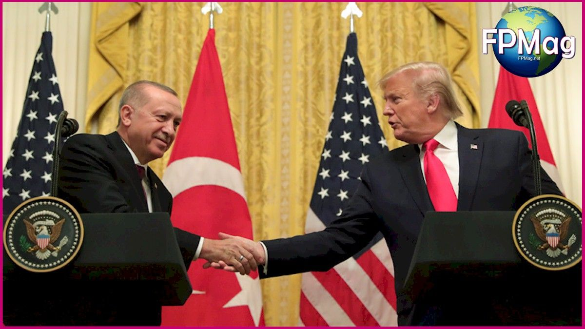 "US President Donald Trump handled well the difficult pile of trouble left behind to him by his predecessor Barack Obama. America's relationship with the PKK terror group, calling them, ""The Kurds"" has annoyed anyone who has any connection to teh region and made the US look like a hyipocrytical jackass."