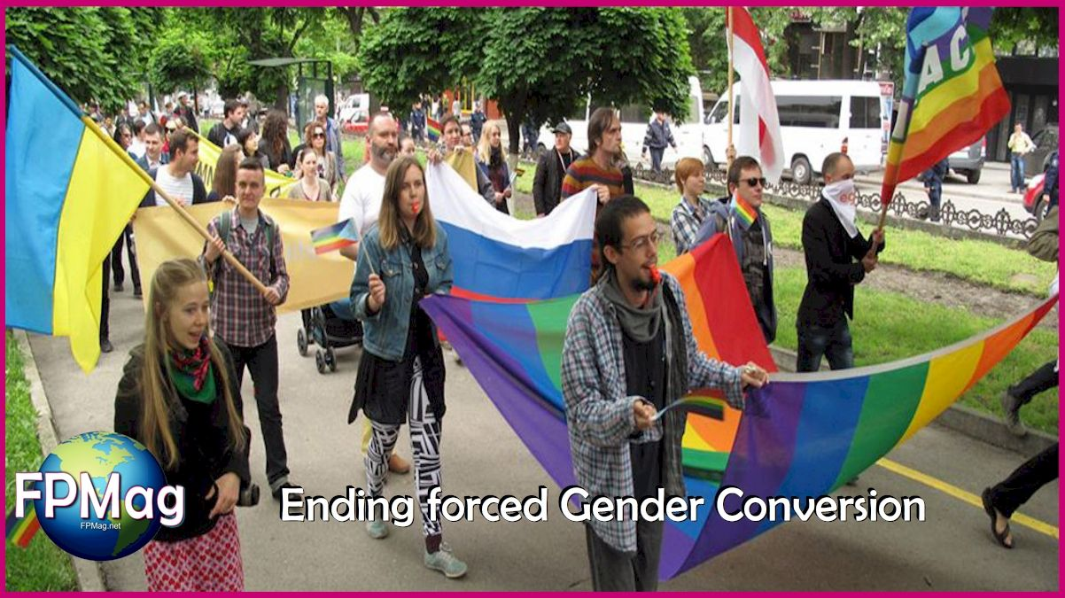 OHCHR/Joseph Smida Lesbian, Gay, Bisexual, Transgender and Intersex (LGBTI) pride march.