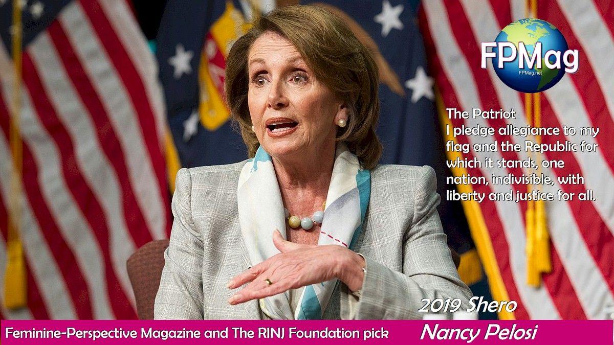The Patriot - Nancy Pelosi