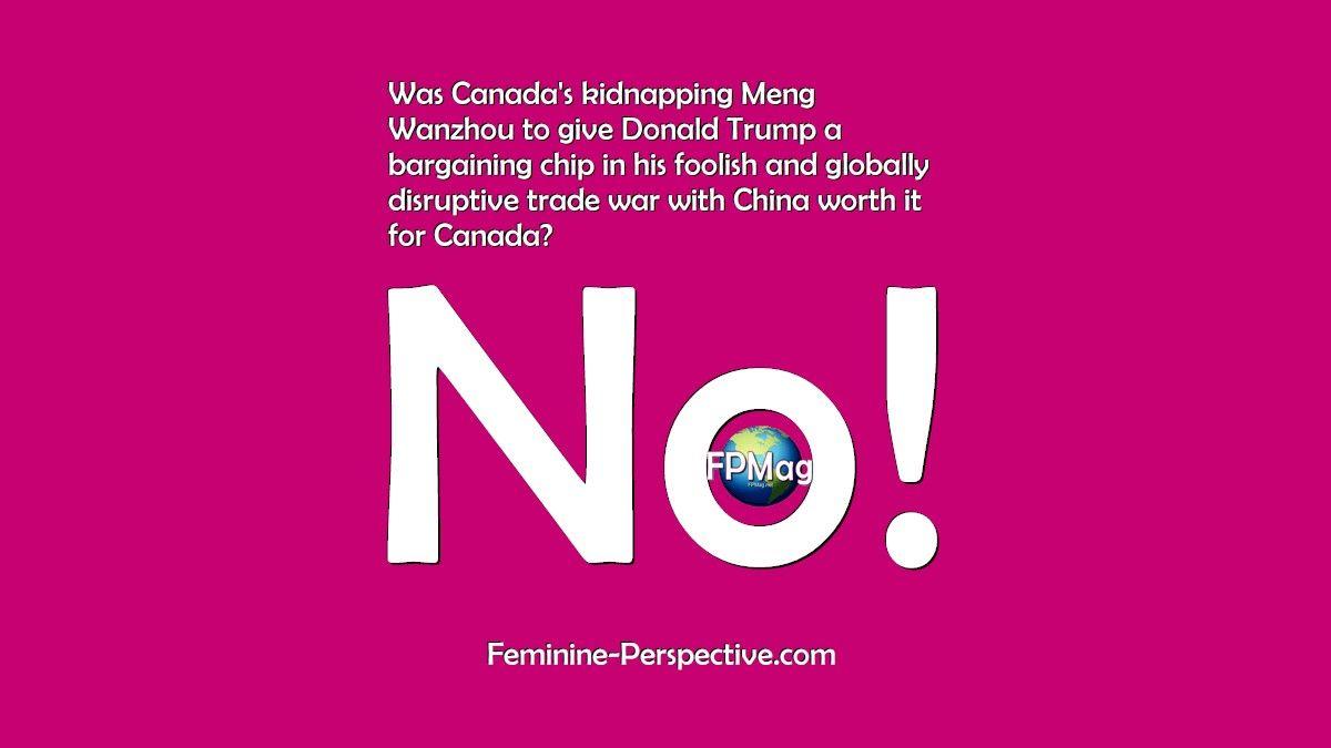 Feminine-Perspective Magazine Headline Image