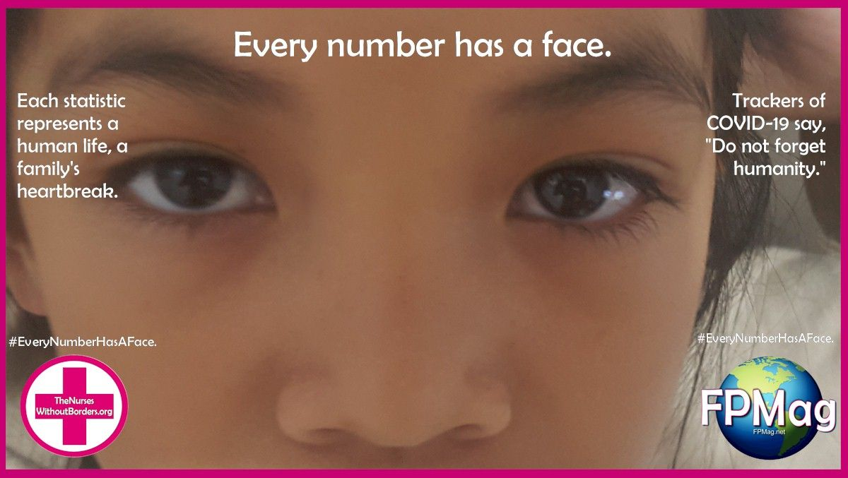 Every number has a face.