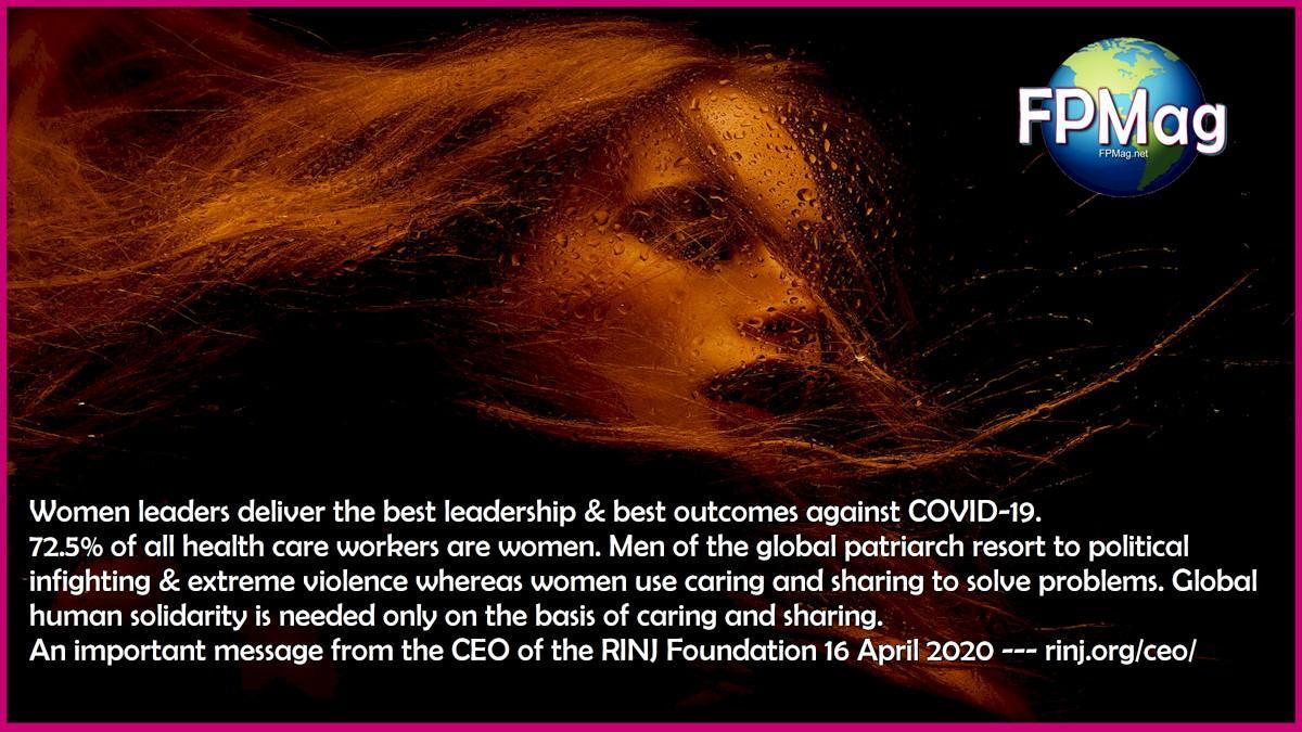 Feminine Perspective Magazine - world news and opinions
