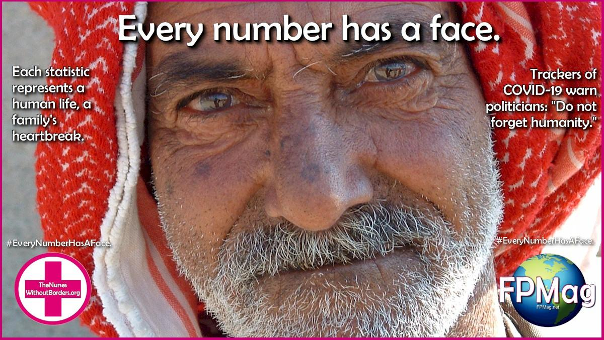 Every number has a face,